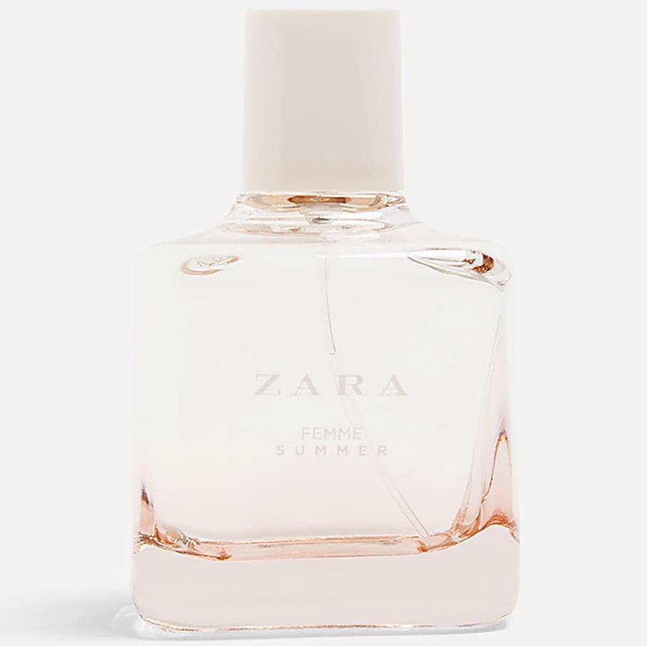 купить духи Femme Summer от Zara элитная оригинальная парфюмерия