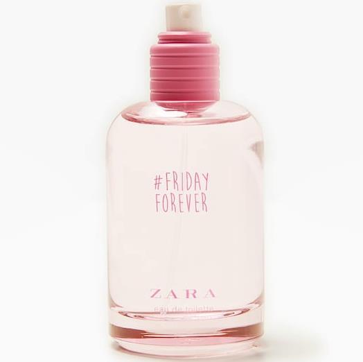 купить духи Friday Forever от Zara элитная оригинальная парфюмерия