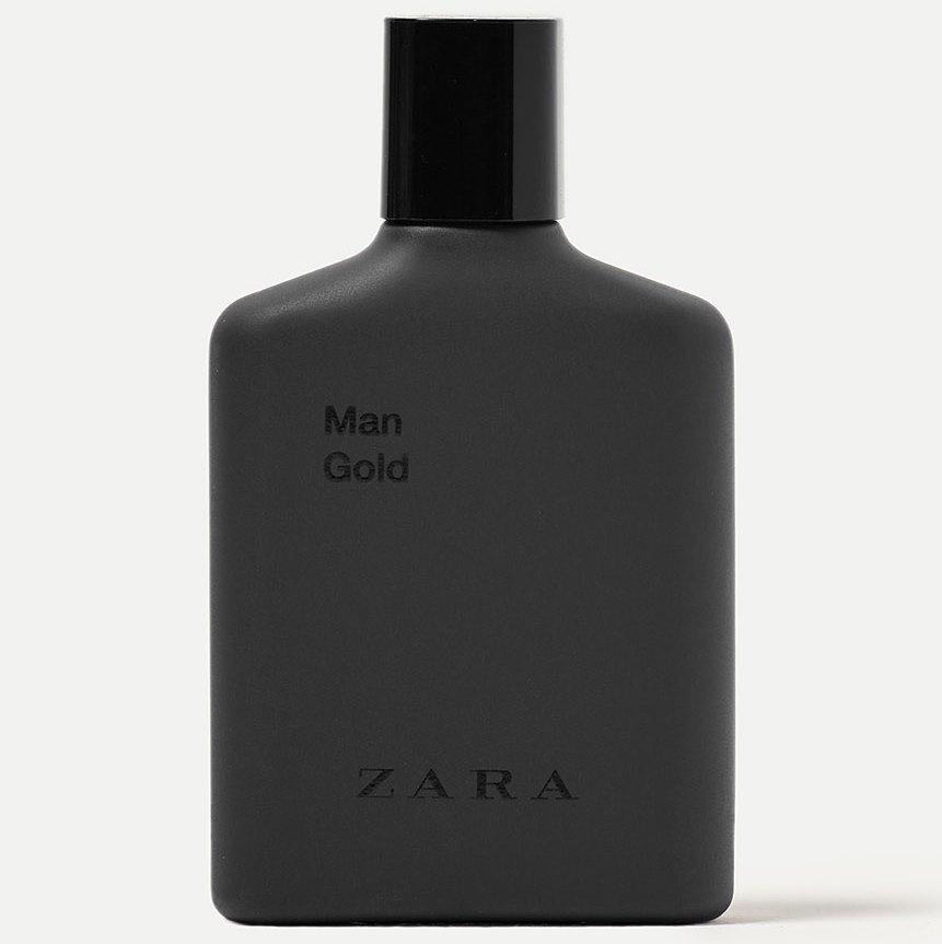 купить духи туалетная вода Zara Man Gold от Zara элитная