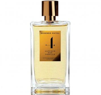 Nº 4 Saffron, Oud, Vanilla