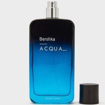 Bershka 'Acqua' Eau de Toilette